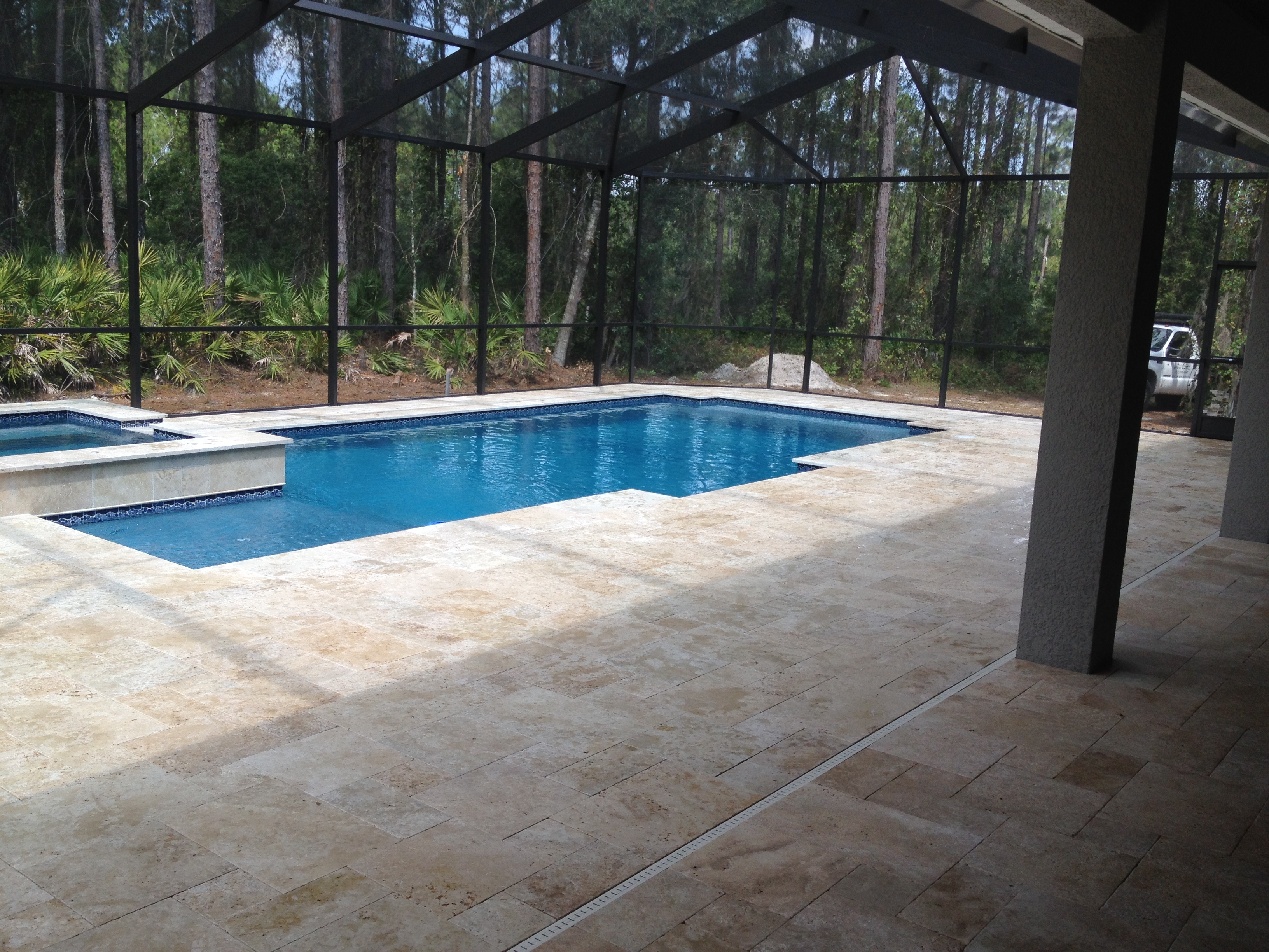 Our Work Accent Pool Design Amp Builders